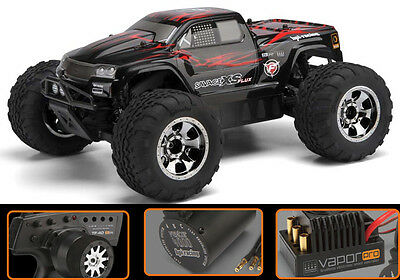 HPI Savage XS Flux 4WD 2.4GHz RTR 1/10 106571
