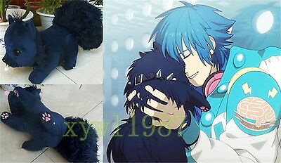 "Dramatical Murder DMMD Seragaki Aoba's Dog Ren Plush Cosplay 17.7"" Cute Doll New"