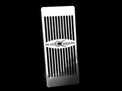 Honda Black Widow , Shadow Vt 750 C2 Stainless Steel Radiator Grill Guard Cover