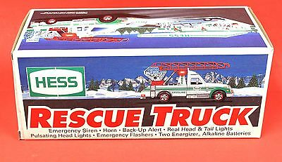 Hess 1994 Rescue Truck New in Box MIB Free US Shipping