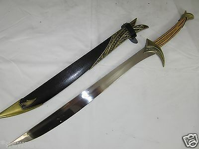 New The Hobbit Sword of Thorin Oakenshield & Scabbard [Sword/Machete/Dagger] A22