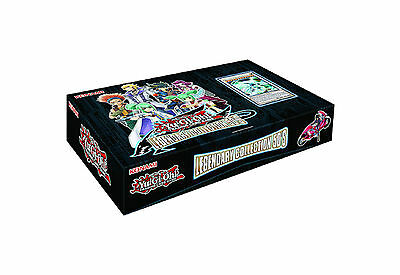 YU-GI-OH: LEGENDARY COLLECTION 5D'S 2014 BOX CONTAINS 5 MEGA BOOSTER PACKS +MORE