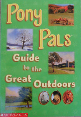 Pony Pals Guide to the Great Outdoors - crafts & activities for all seasons
