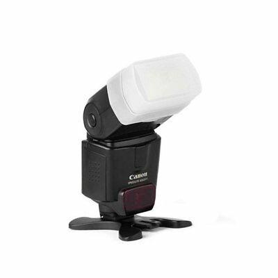 Bounce Flash Diffuser Dome Cover for Canon 430EX 430EX II Speedlite Speedlight