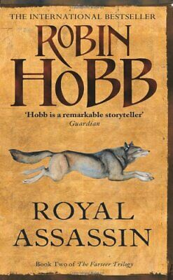 Royal Assassin (The Farseer Trilogy - Book 2): 2/3 by Hobb, Robin Paperback The