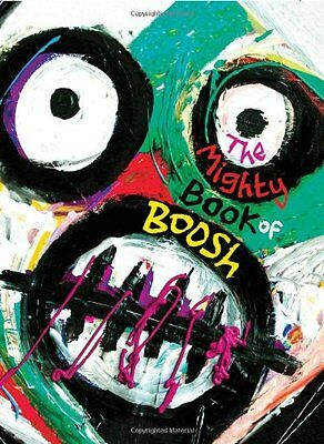 The Mighty Book of Boosh, Fielding, Noel Hardback Book The Cheap Fast Free Post