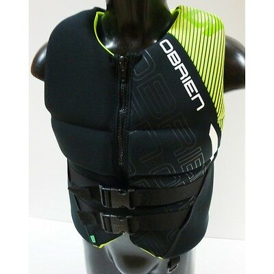 O'Brien Flex Neo Impact Wakeboard Waterski Watersports Kayak Vest Buoyancy Aid