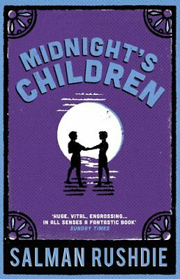 Midnight's Children by Rushdie, Salman Paperback Book The Cheap Fast Free Post
