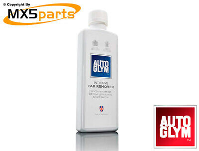 Autoglym Intensive Tar Remover 325ml Car Body Paintwork Cleaning Valeting