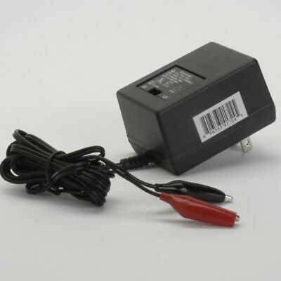 6V 12V 6 Volt 12 Volt SLA Battery Charger Switchable 500mah Sealed Lead Acid NEW