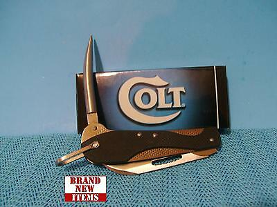 Original Colt pocket knife Rope knife Navy Marlin spike New Free Shipping USA