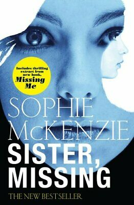 Sister, Missing by McKenzie, Sophie Book The Cheap Fast Free Post