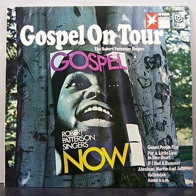 (o) The Robert Patterson Singers - Gospel On Tour
