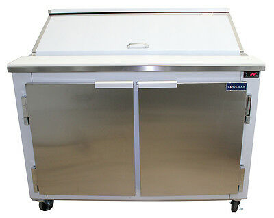 """Coolman Commercial Refrigerated Sandwich Prep Table 60"""""""