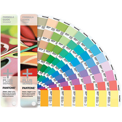 Pantone Formula Guides Solid Coated & Uncoated GP1601N (Replaces GP1601)