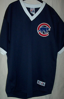 MLB : Sammy Sosa  Chicago Cubs Authentic Stitched Jersey - New - Youth XL