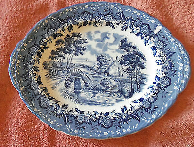 W H Grindley Staffordshire 'Country Style' Large Serving Plate