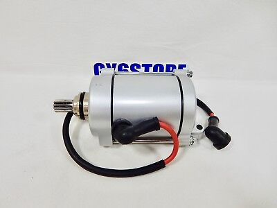 STARTER MOTOR FOR 150cc AND 200cc DIRT BIKES (11-TOOTH)