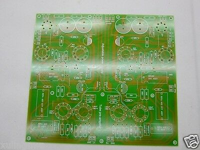 1pc  12AU7 5814 tube preamplifier bare DIY PCB from marantz7 Upgrade
