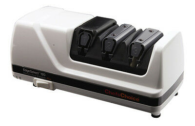 Chef's Choice 120 Edge Select Diamond Hone 3 Electric Stage Knife Sharpener NEW