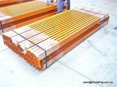 New Pallet Racking Beams Dexion Compatible 6.2M Wide