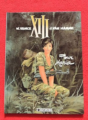 VANCE. XIII 9. Pour Maria.  Dargaud 1992. EO - neuf
