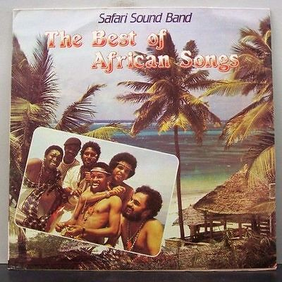 (o) Safari Sound Band - The Best Of African Sounds