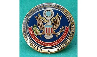 OFFICE OF THE PRESIDENT HOMELAND SECURITY PIN