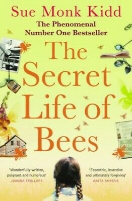 The Secret Life of Bees by Monk Kidd, Sue Paperback Book The Cheap Fast Free