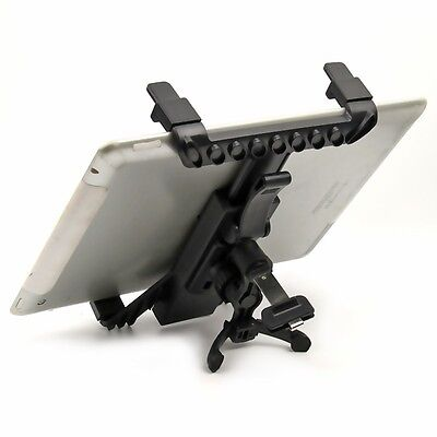 """Auto Car Air Vent Mount Stand Holder for Samsung Galaxy Tab 2/3 7.0"""" 8.0"""" 10.1"""""""