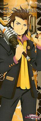 Tales of Xillia 2 anime ALVIN poster OFFICIAL JAPAN ITEM