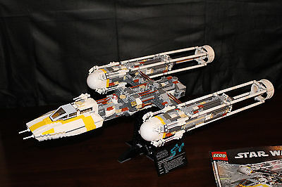 Lego Star Wars Y Wing Ultimate Collector Series 10134