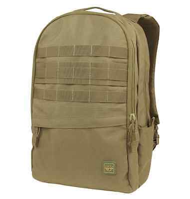 CONDOR MOLLE Modular 11170: Outrider Backpack Pack - COYOTE TAN