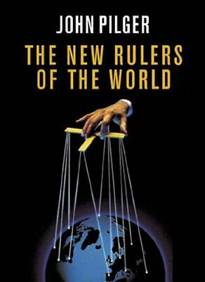 The New Rulers of the World by Pilger, John Hardback Book The Cheap Fast Free