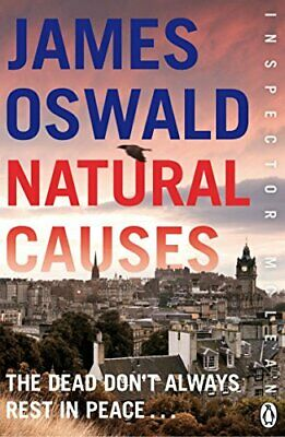 Natural Causes: Inspector McLean 1 by Oswald, James Book The Cheap Fast Free