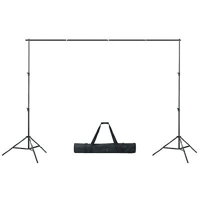 Square Perfect Premium Photo Backdrop Stand For Muslin & Scenic Backgrounds NEW