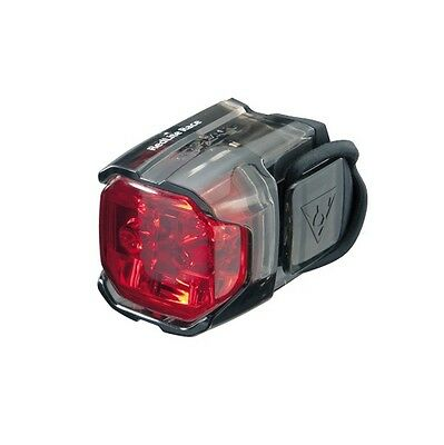 Topeak TMS066 RedLite Race Bike Bicycle Cycling Rear Tail Red Light