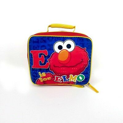 Sesame Street Elmo Lunch Box
