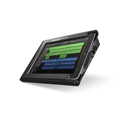 Alesis iO Dock II 2 Professional USB MIDI Recording Interface for iPad