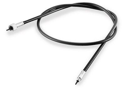 Bikers Choice Speedo Cable Black For Harley FLHT FXDWG FXST XL
