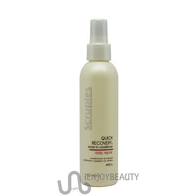 Scruples QUICK RECOVERY Leave-In Conditioner 6oz w/ Free Nail Fil