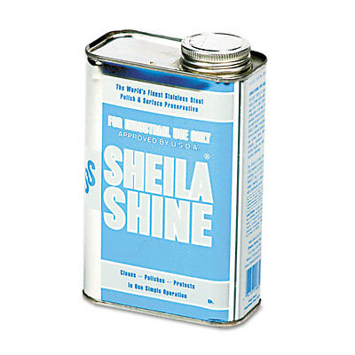 Sheila Shine Stainless Steel Cleaner & Polish  - SSI2EA