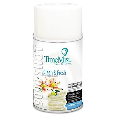 TimeMist 9000 Shot Metered Air Fresheners  - TMS1042637