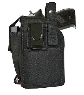 Ruger P89; P90; P95 P97 With Laser Holster From Ace Case ***Made In U.s.a.***