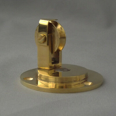 Brass Blanking Pulley for Bell Fitting