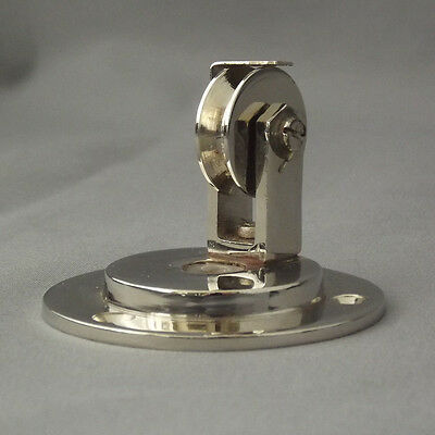Nickel Blanking Pulley for Bell Fitting