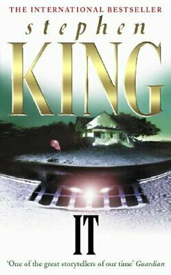 It, King, Stephen Paperback Book The Cheap Fast Free Post