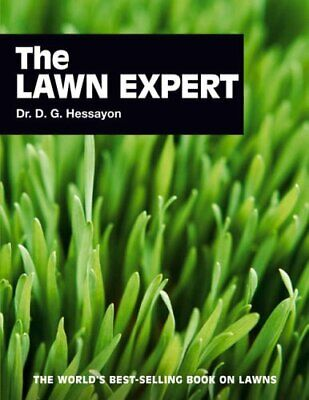 The Lawn Expert by Hessayon, Dr D G Paperback Book The Cheap Fast Free Post