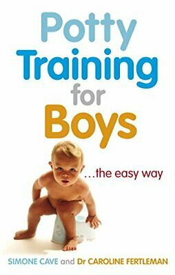 Potty Training Boys by Cave, Simone Paperback Book The Cheap Fast Free Post