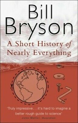 A Short History Of Nearly Everything (Bryson) by Bryson, Bill Paperback Book The
